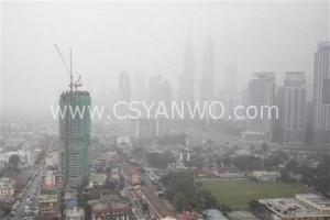 malaysia haze 2015